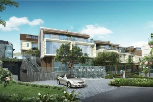 The Whitley Residences @ Whitley Road