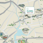 Sim Urban Oasis Showflat
