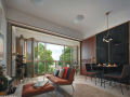 One Draycott living room
