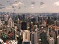 One Draycott panoramic view