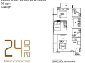 24-One-Residences-Floor-Plan-2-Bedroom-Type-2A