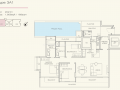 Three-Balmoral-Floor-Plan-3-Bedroom-Type-3A1
