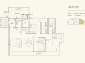 Three-Balmoral-Floor-Plan-3-Bedroom-Type-3B