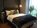 3 Balmoral 1+Study master bedroom