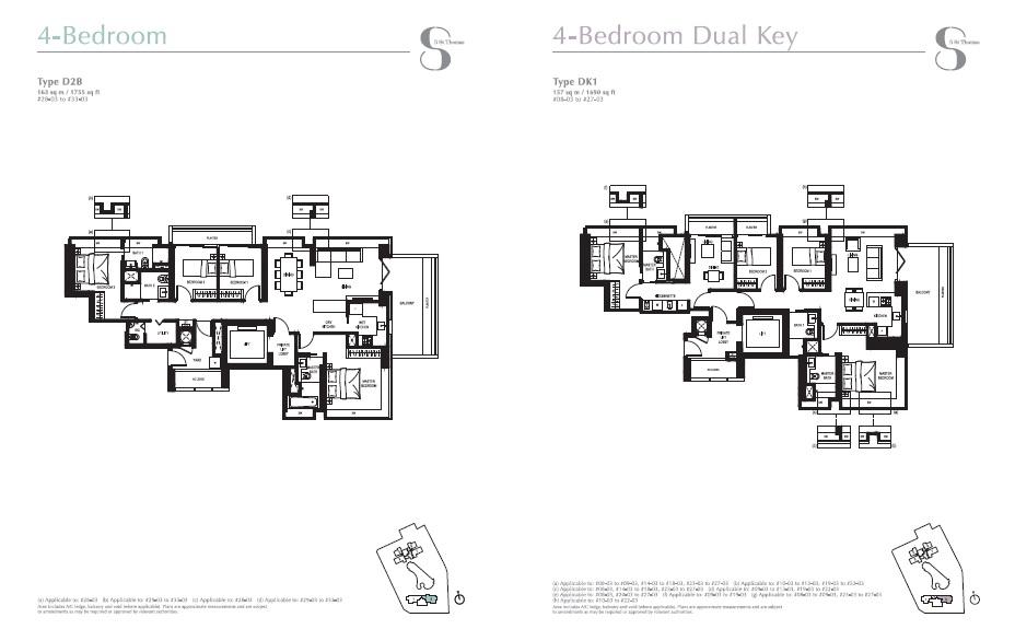 8 st Thomas floor plan 4br dual
