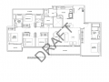 Forest Woods floor plan - Penthouse
