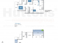 Lake Grande 2+Study Floor Plan Type B6a