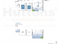 Lake Grande 2+Study Floor Plan Type B7