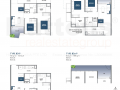 Lake Grande 2 bedroom Floor Plan Type B3