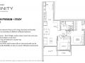 Affinity floor plan 2p