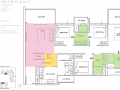 The Alps Residences floor plan - 4 Bedroom Type D1