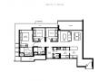 Amber 45 floor plan 3br