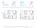 Casa-Al-Mare-2-Bedroom-Floor-Plan-Type-B4