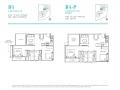 Casa-Al-Mare-2-Bedroom-Floor-Plan-Type-B4