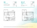 Casa-Al-Mare-2-Bedroom-Floor-Plan-Type-B5