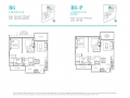 Casa-Al-Mare-2-Bedroom-Floor-Plan-Type-B6
