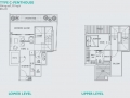 City Suites Floor plan Penthouse