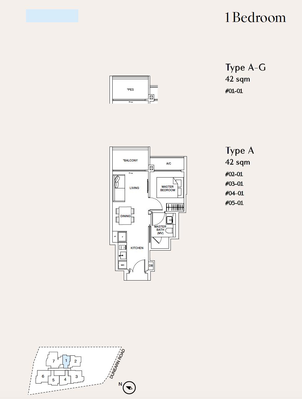 Dunearn-386-1-bedroom-floor-plan