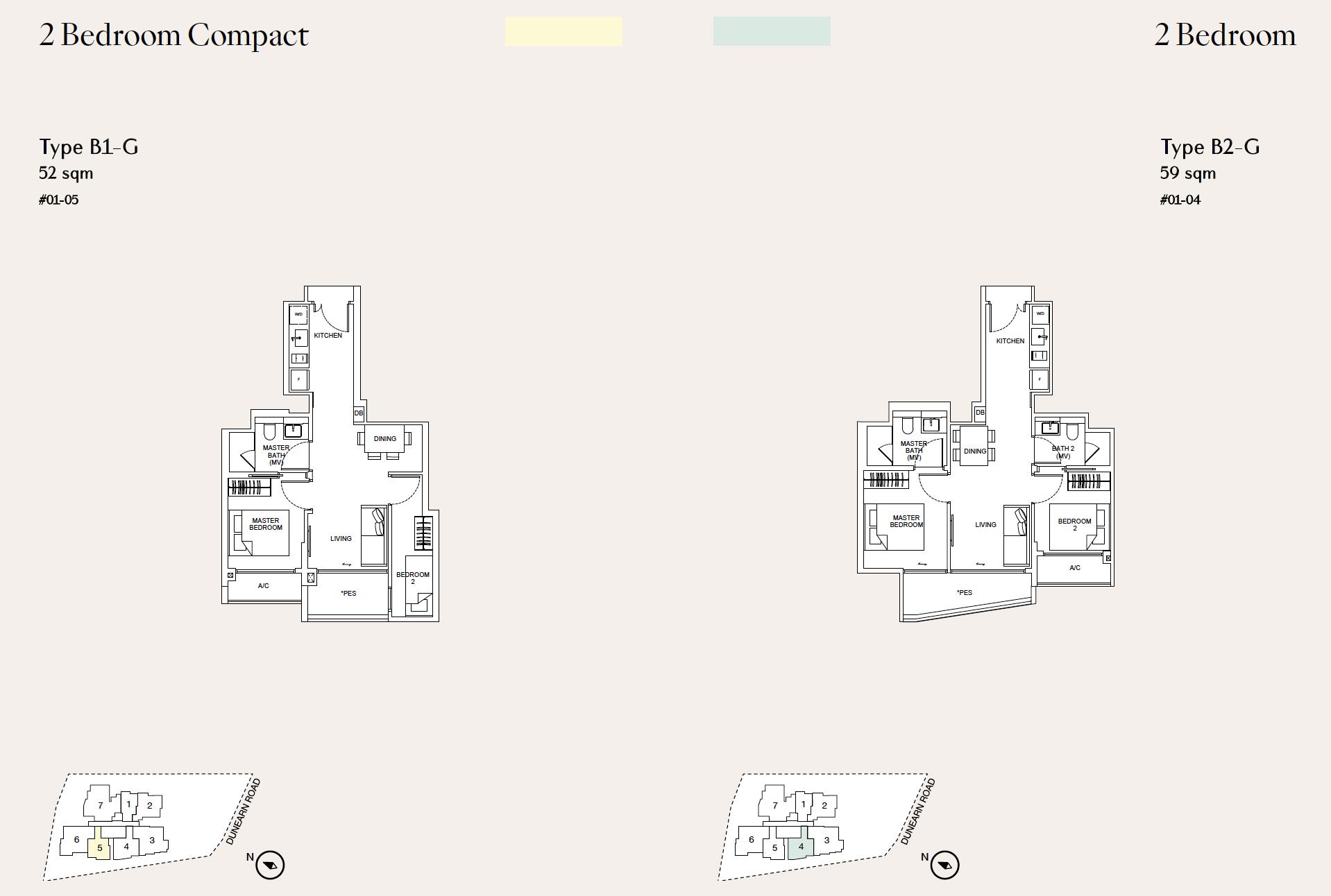 Dunearn-386-2-bedroom-floor-plan