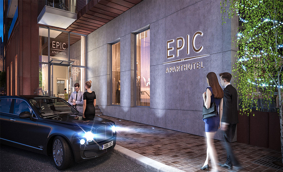Epic-Residence-Liverpool-driveway