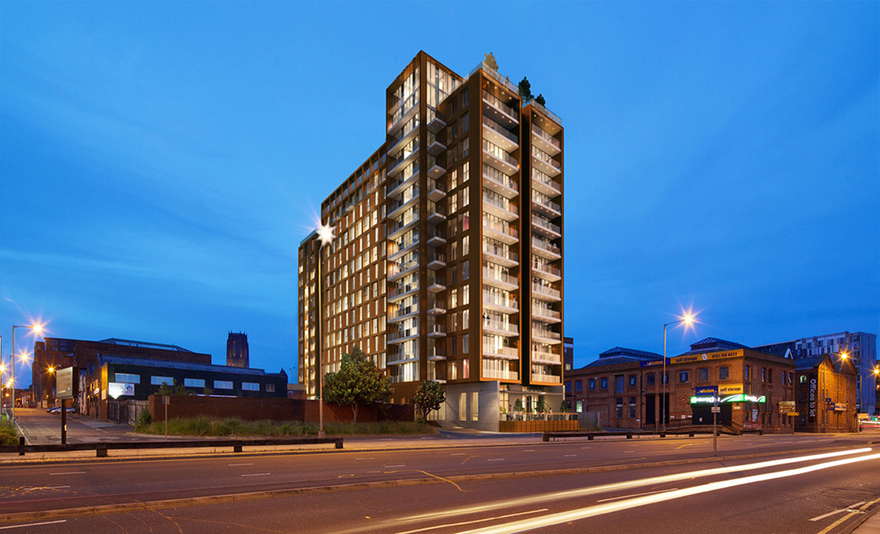 Epic-Residence-Liverpool-facad