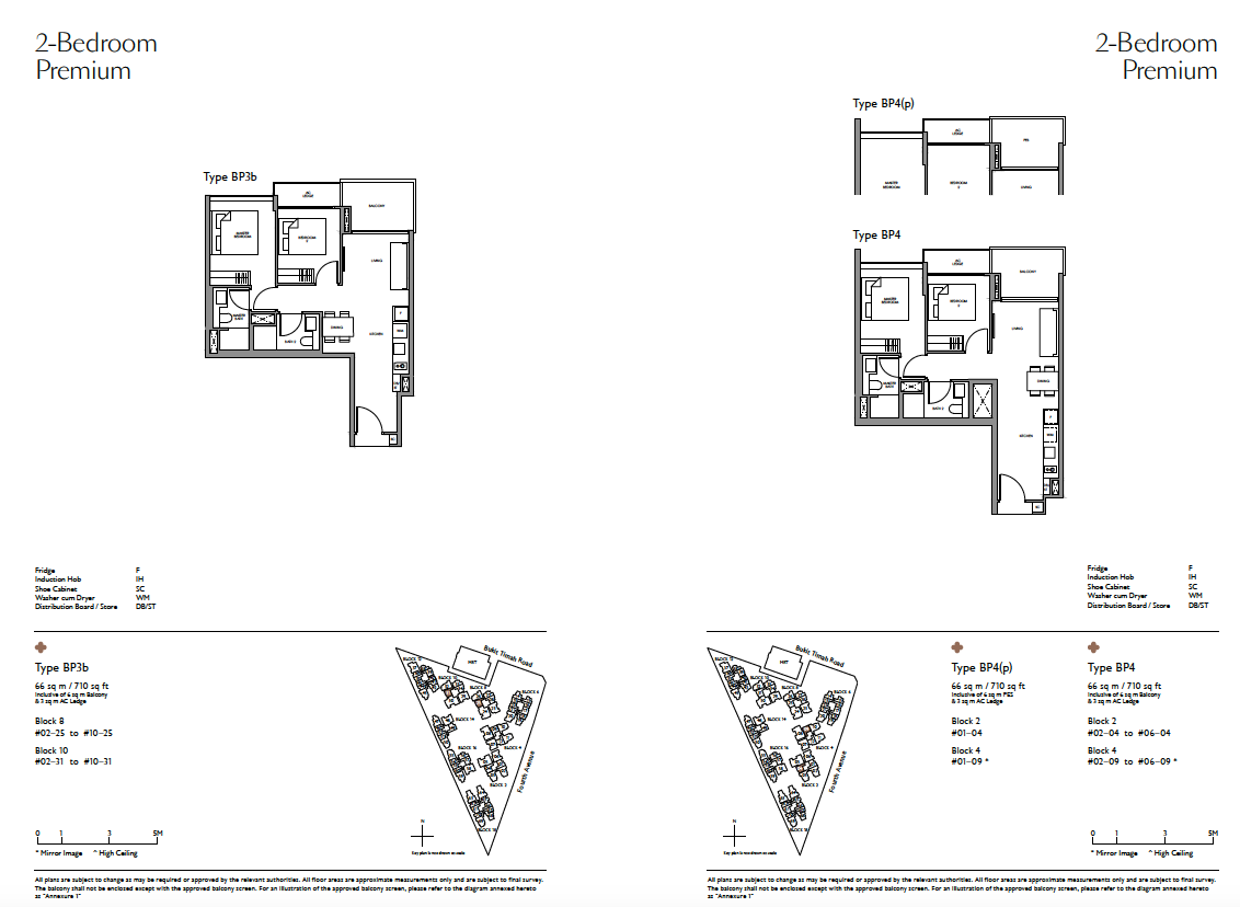 Fourth-Avenue-Residences-2-Bedroom-Premium-floor-plan