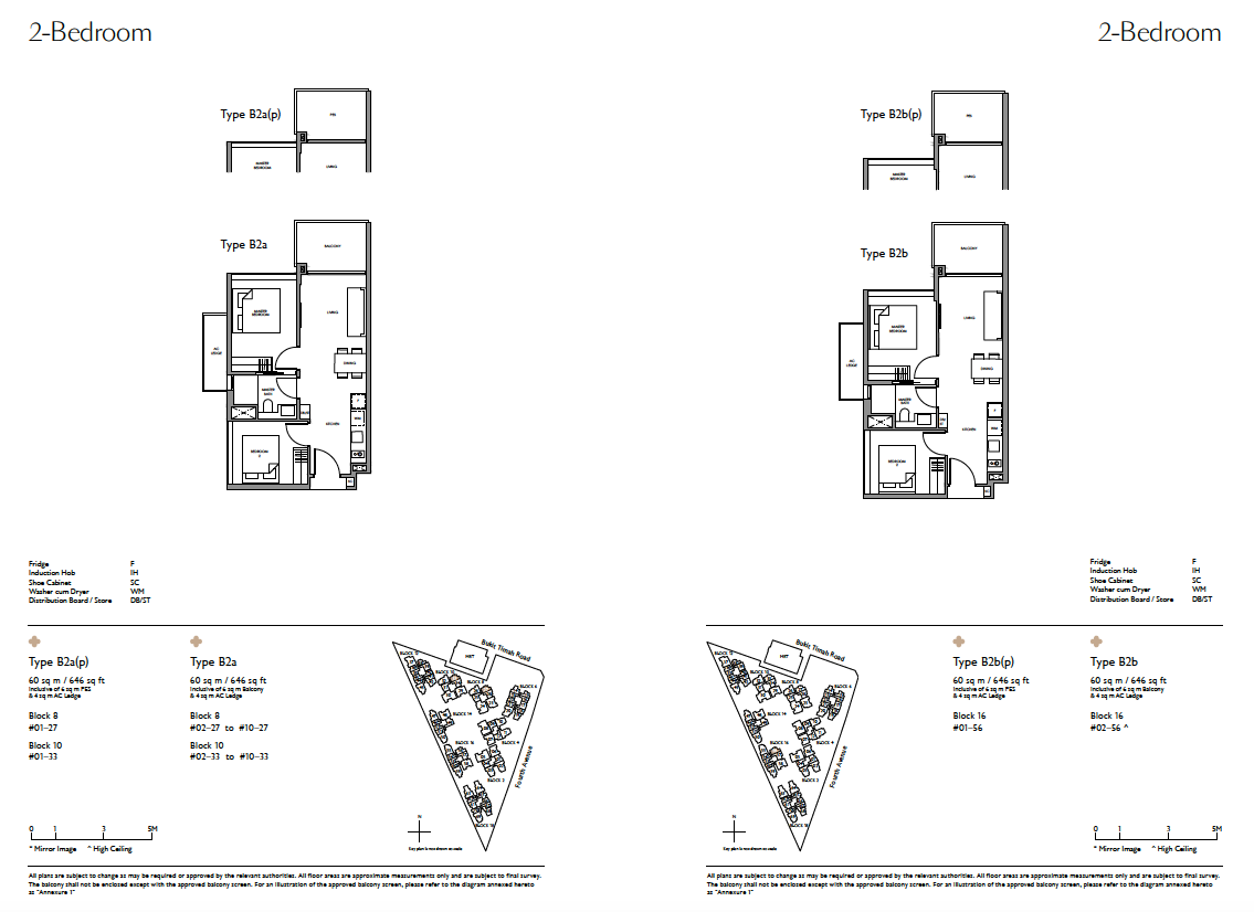 Fourth-Avenue-Residences-2-Bedroom-floor-plan