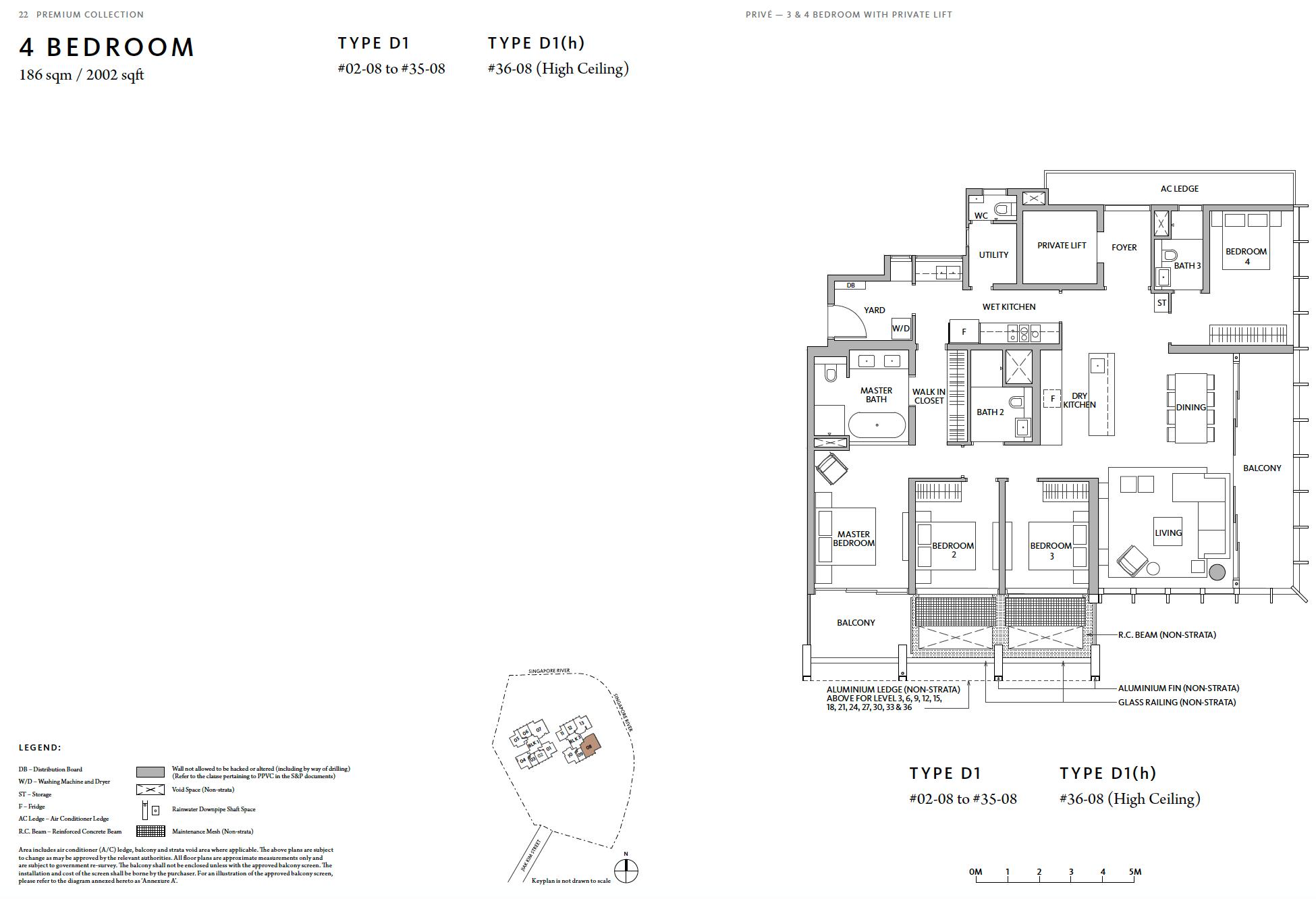 Riviere-at-Jiak-Kim-floor-plan-4-bedroom