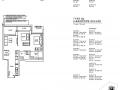 JadeScape 2 bedroom deluxe floor plan