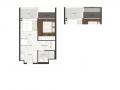 Jervois-Prive-floor-plan-1Study