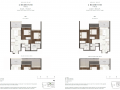 Jervois-Prive-floor-plan-2-bedroom