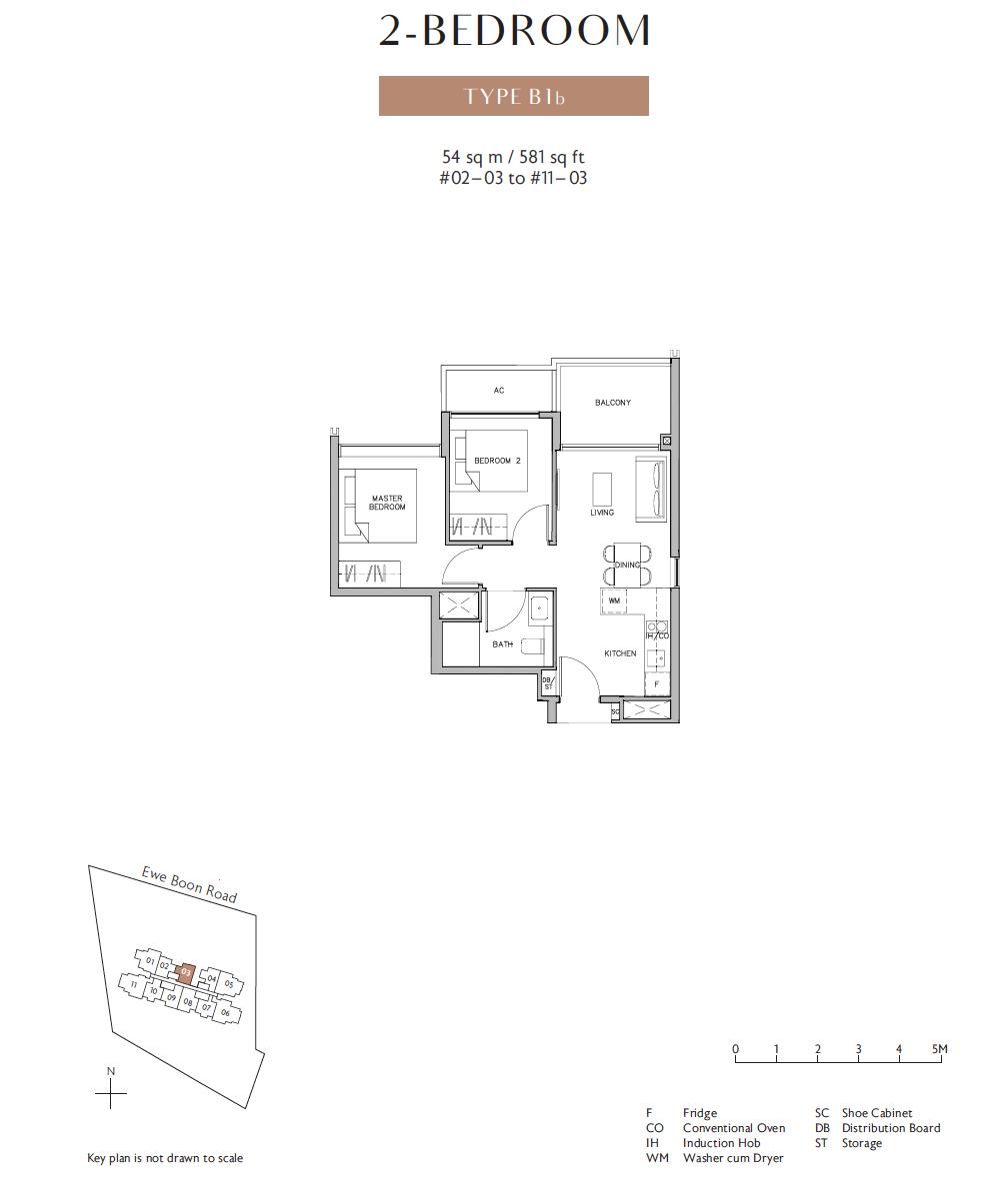 Juniper-Hill-2-bedroom-floor-plan-type-B1b