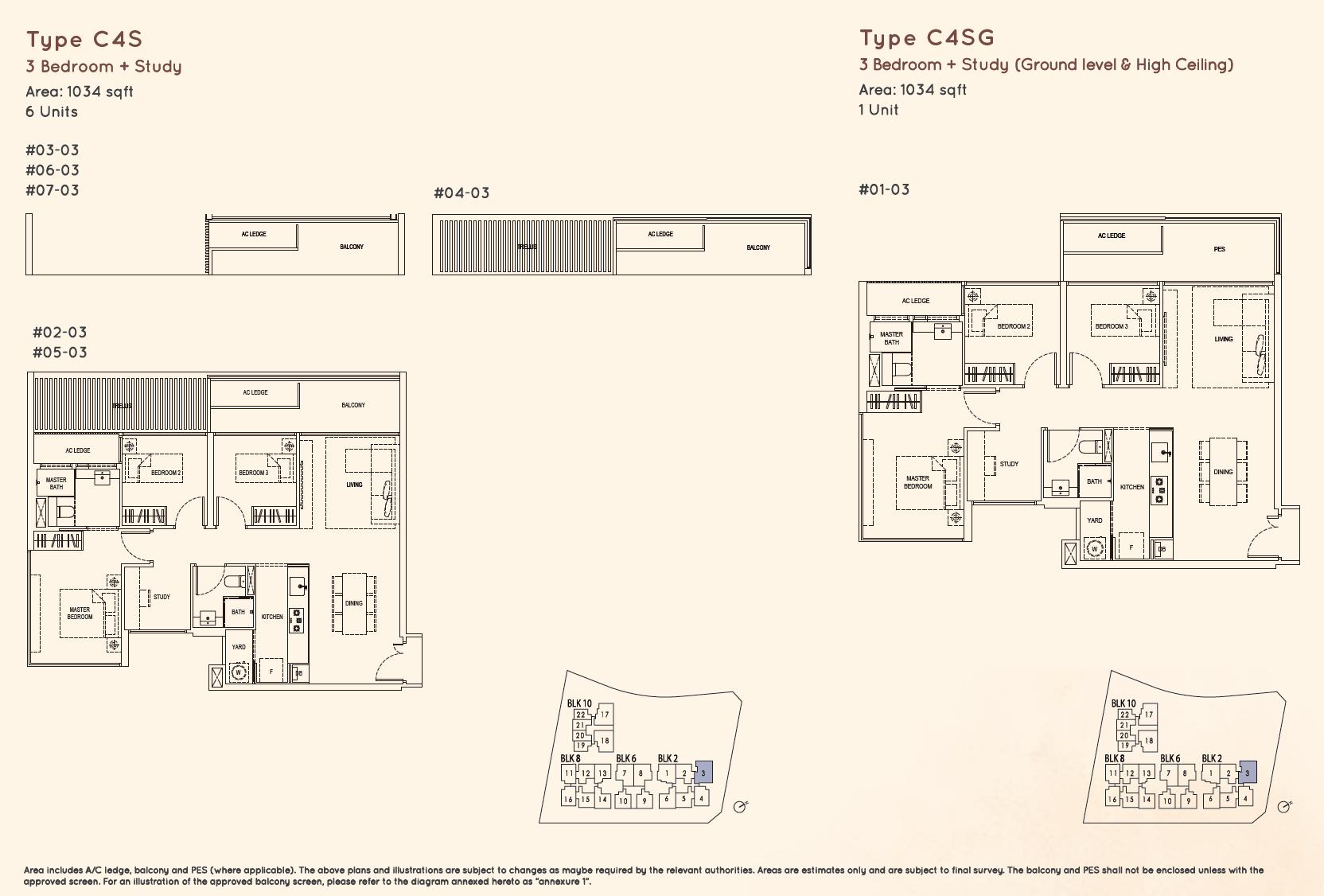 Kandis Residence 3+S type C4S