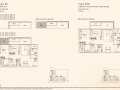 Kandis Residence 2 bedroom floor plan type B2