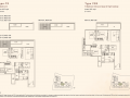 Kandis Residence 3 bedroom floor plan type C2