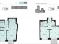 London Dock floor plan