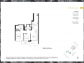 Margaret Ville Floor Plan 2 br