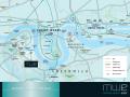 Marine Wharf East location map