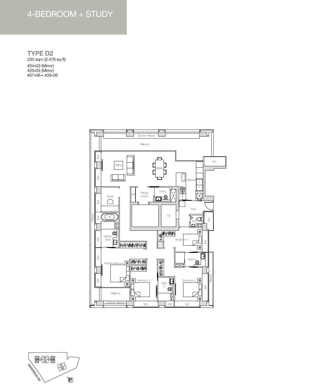 Nouvel-18-floor-plan-4BRStudy