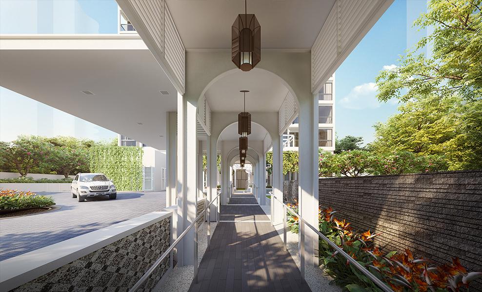 Nyon-at-12-Amber-Entry-Walkway