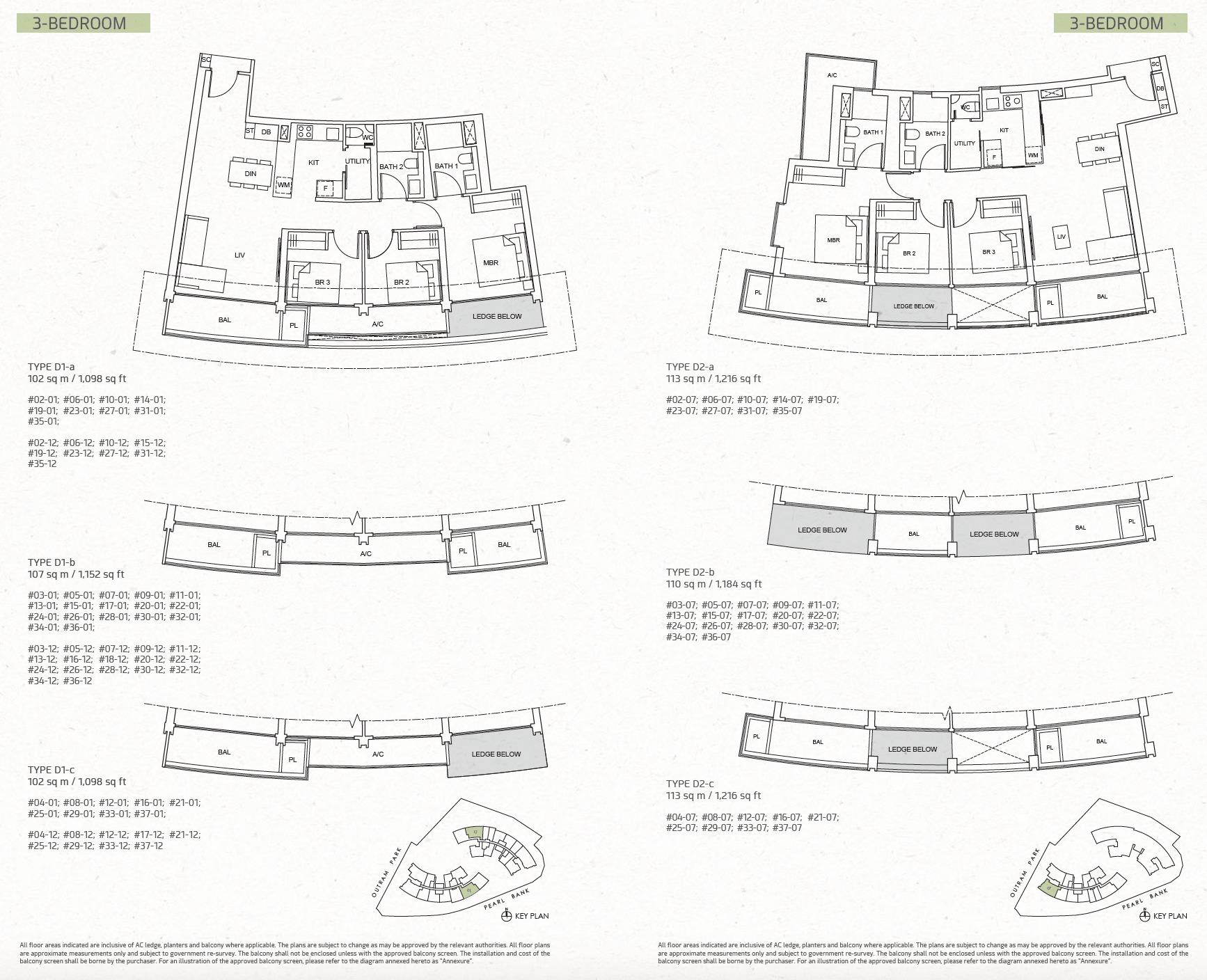 One-Pearl-Bank-floor-plan-3-bedroom
