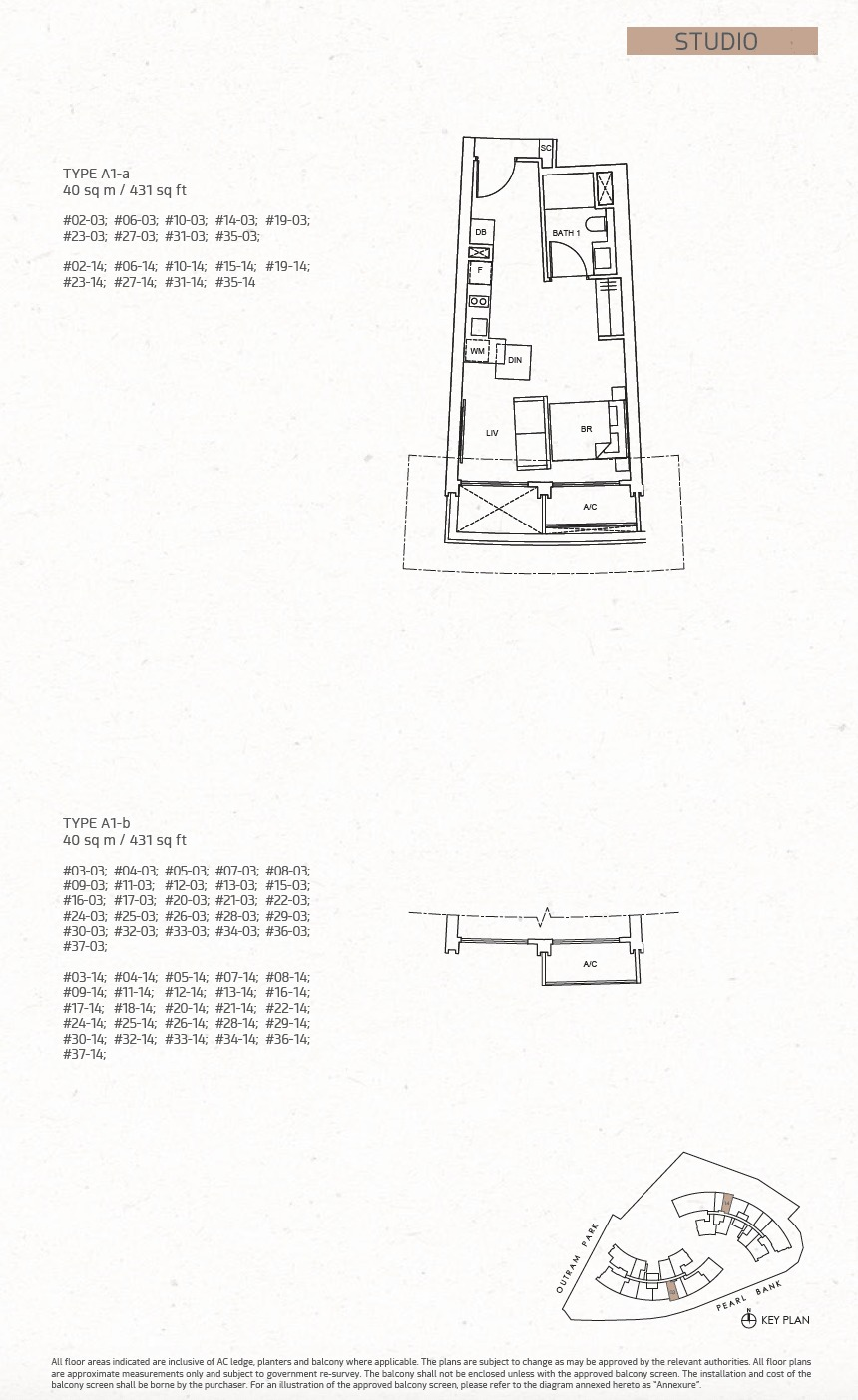 One-Pearl-Bank-floor-plan-studio