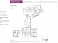 Queens Peak floor plan - Penthouse type PH2