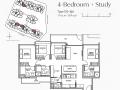 Royalgreen-Floor-Plan-4BR-Study-Type-DS-1P