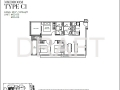 Sea Pavilion Residences floor plan 3