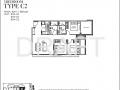 Sea Pavilion Residences floor plan 4