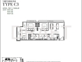 Sea Pavilion Residences floor plan 5