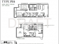 Sea Pavilion Residences floor plans