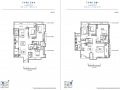 South Beach Residences 3 bedroom floor plan (2)
