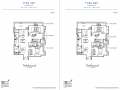 South Beach Residences 3 bedroom floor plan (3)
